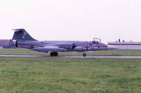 21+22 F-104G West German Navy/MFG-2