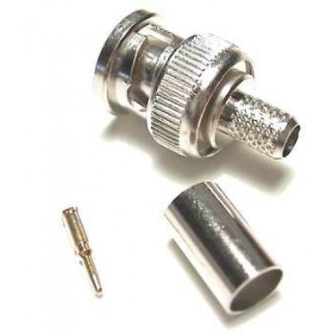 BNC Connector Crimp on 6mm