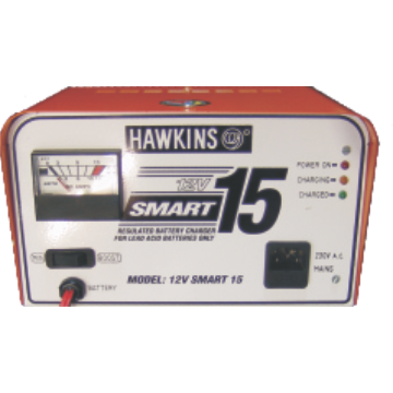 NS33B Smart 15 12V Battery Charger