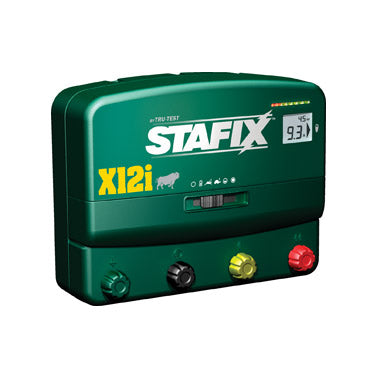Stafix X 12i Mains/Battery Energizer