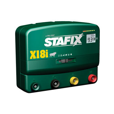 Stafix X 18i Mains/Battery Energizer