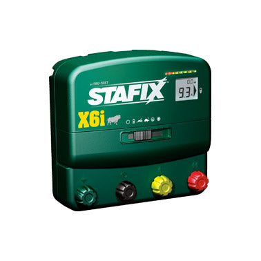 Stafix X 6i Mains/Battery Energizer