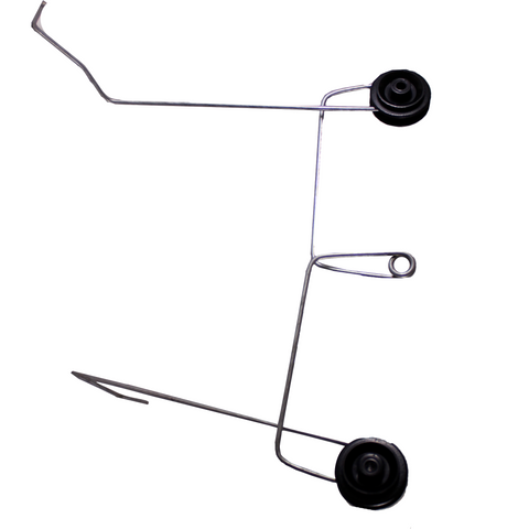 Off-Set bracket Triple Bobbin
