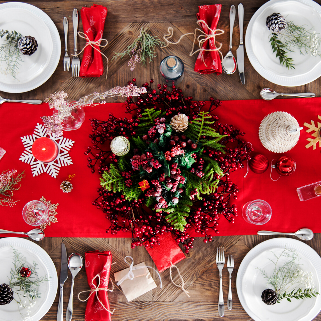 What's your Christmas table style?
