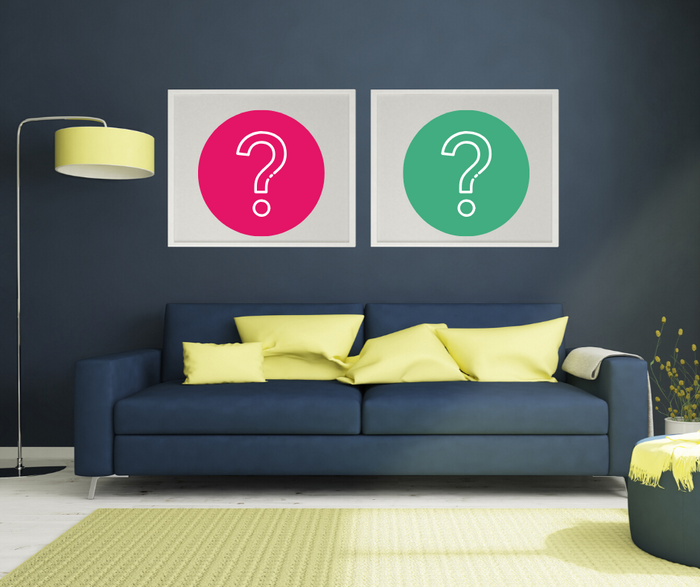 How to choose the perfect artwork for your home