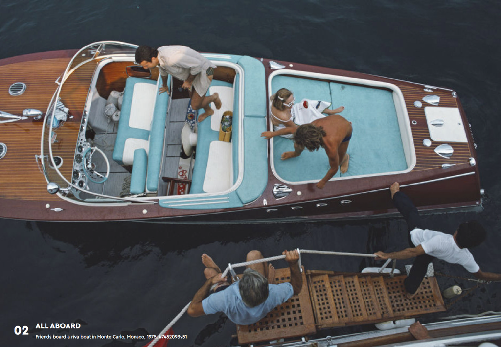 Never Before Seen Slim Aarons Prints!