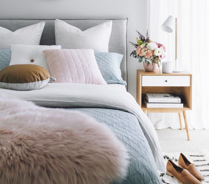 Our Top 5 Tips for Styling a Master Bedroom