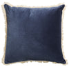 Azure Fringe Cushion