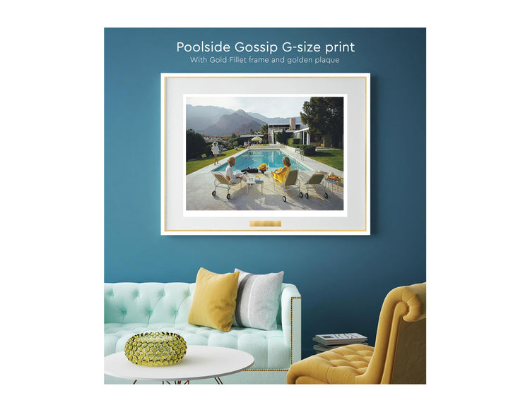 """Poolside Gossip"" 1970 - 50th Anniversary Limited Edition"