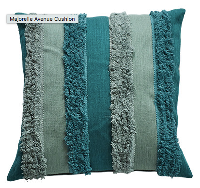 Majorelle Avenue Cushion