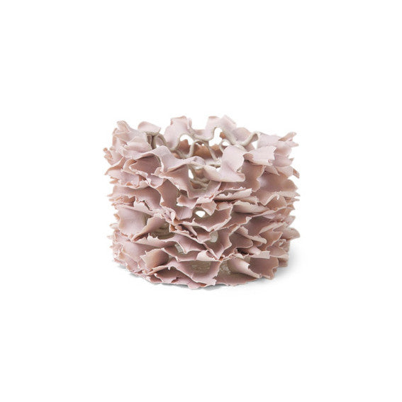 Flakes small  /  Dusty pink