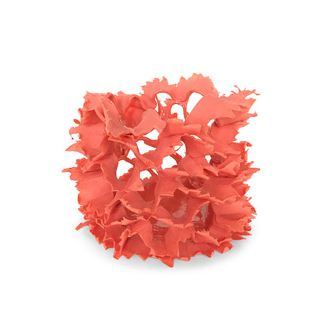 Flakes large / Deep coral