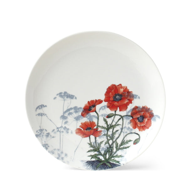 Flora Plates / Poppies