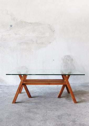 CROSS Coffee Table Teak