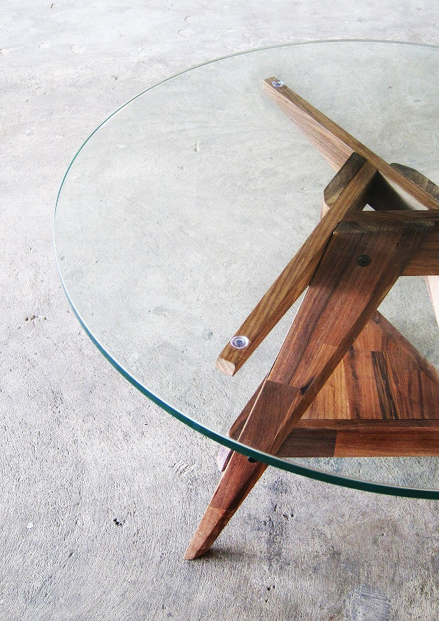 PIECE ROUND Coffee Table