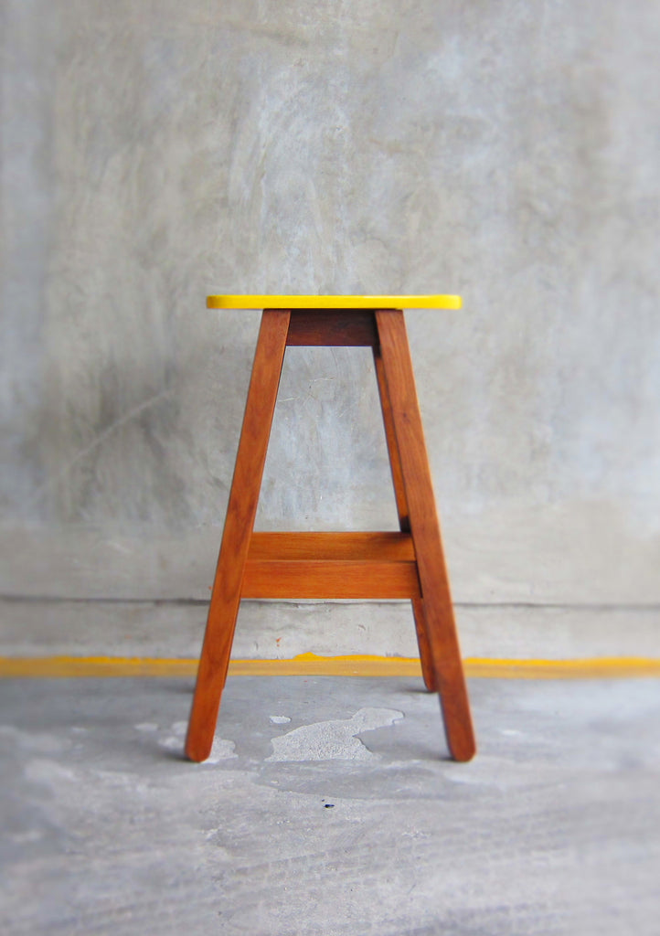SIM Bar Stool Hi Gloss