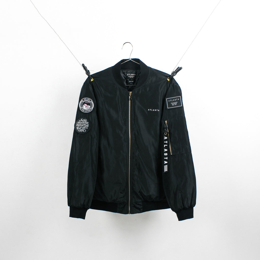 """The Lovers"" Black Bomber"