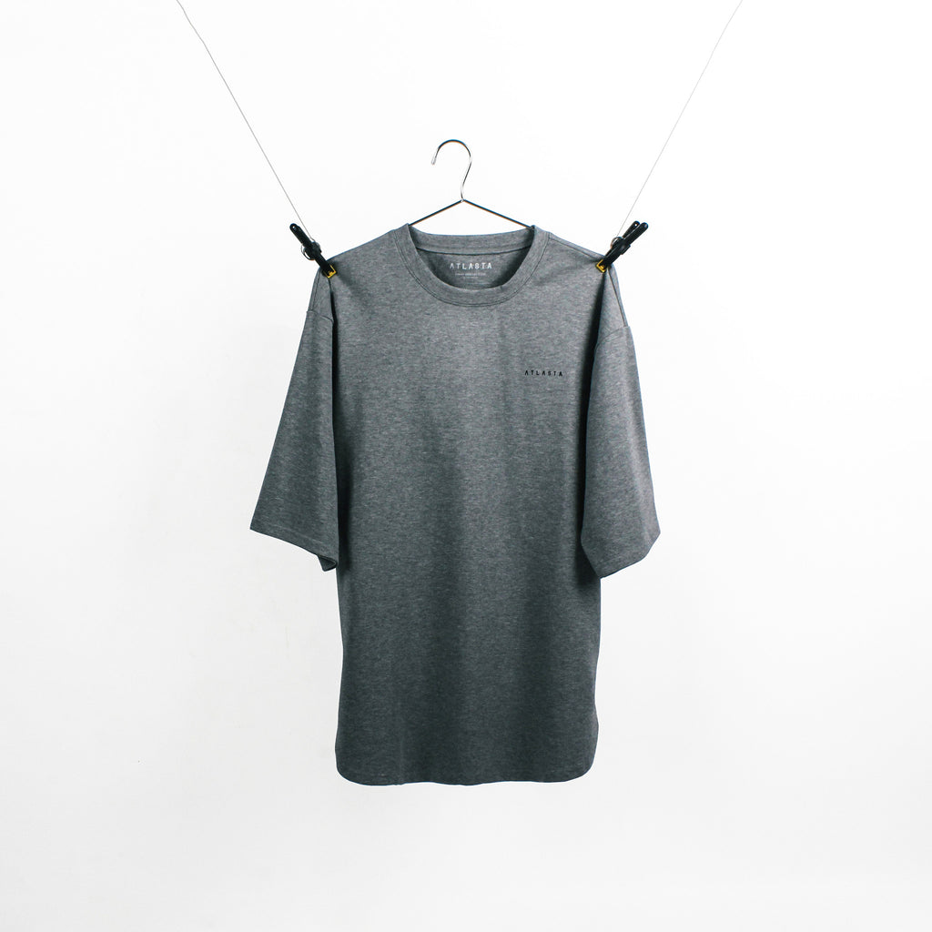 """The Explorer"" Gray T-Shirt"