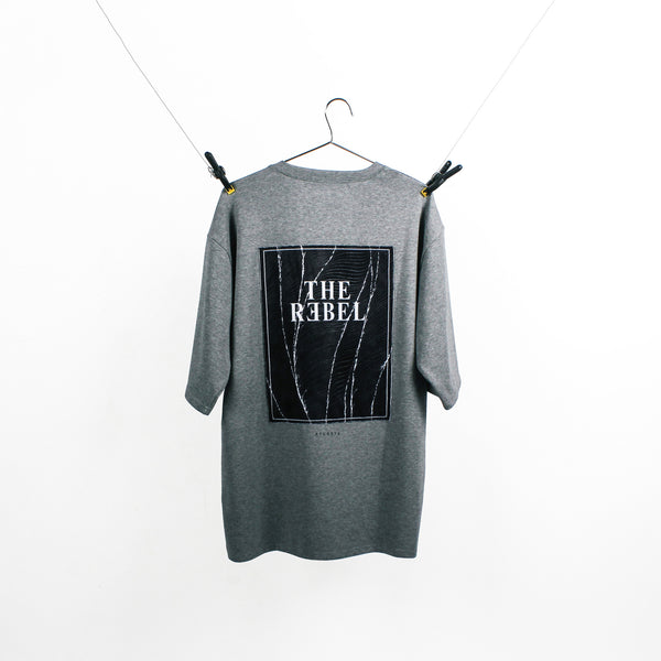 """The Rebel"" Gray T-Shirt"