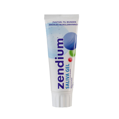 Tandpasta, Zendium Saliva Gel, 75 ml