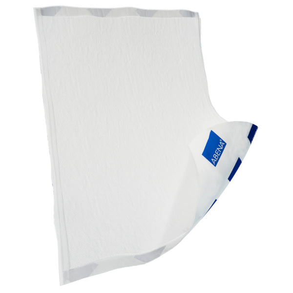 Underlag, breathable disposable, Abena Pad, 90x60cm, hvid