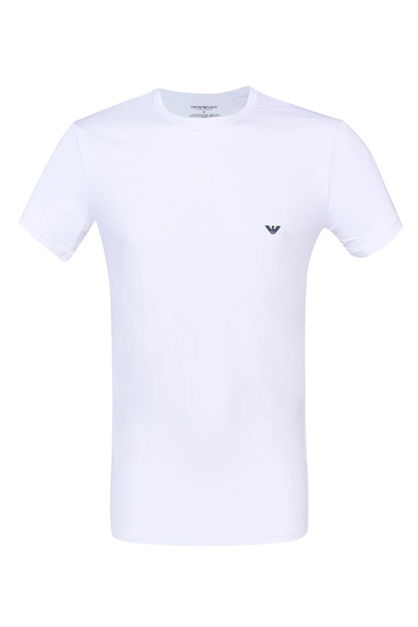 Image of   Armani CN S/S Tee White - XL