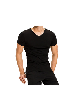 Tommy Hilfiger Premium Essentials 3-Pack Tee Black