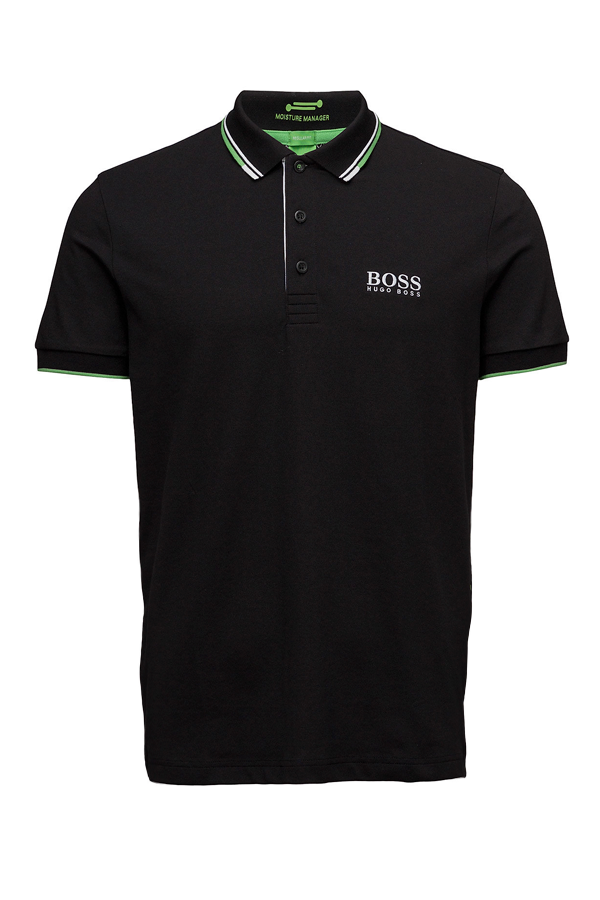 Hugo Boss Paddy Pro Polo Black