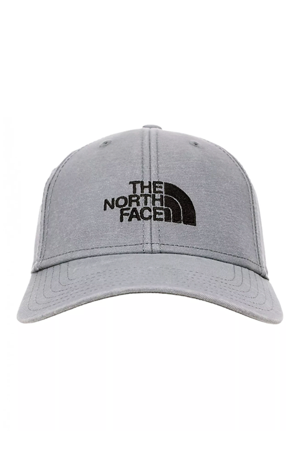 The north face classic logo cap grey fra the north face på luxivo.dk