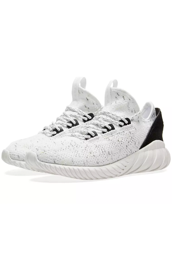 Image of   adidas Originals Tubular Doom Sock PrimeKnit Sneakers White - 40