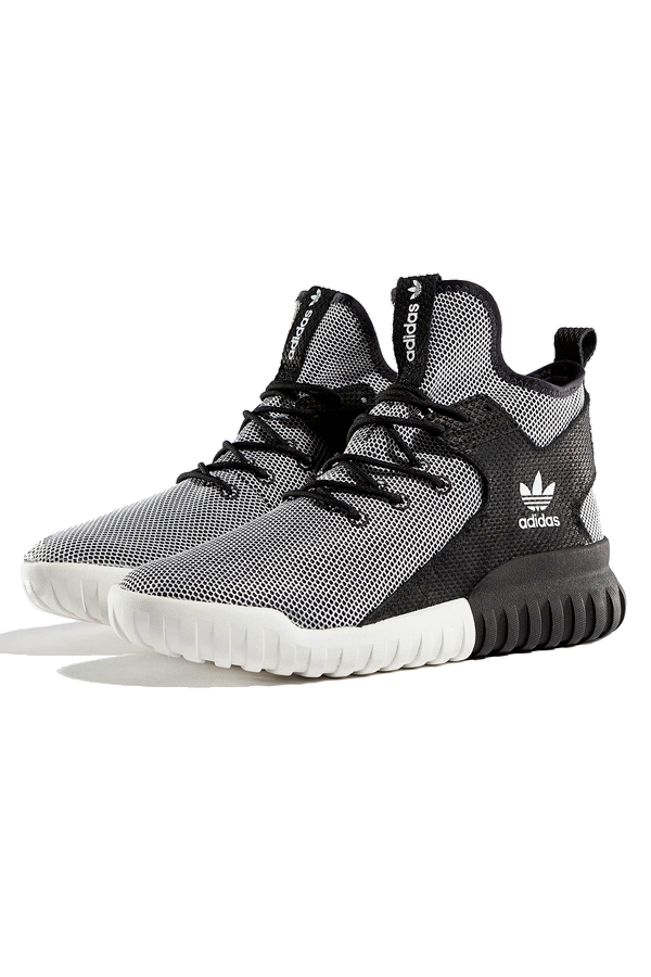 Image of   adidas Originals Tubular X Grey/Black - 40