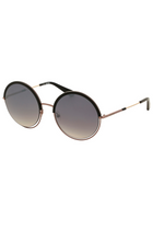 Balmain Logo Sunglasses Black
