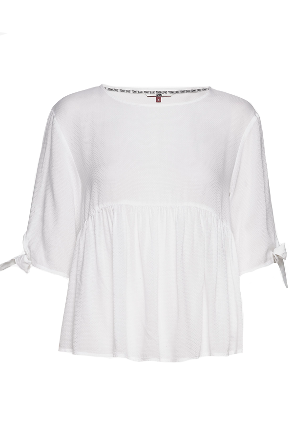 Tommy Hilfiger Women Iconic Blouse White
