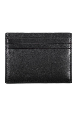 Calvin Klein Leather Cardholder Black