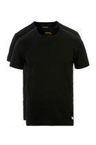 Ralph Lauren 2-Pack S/S Tee Black
