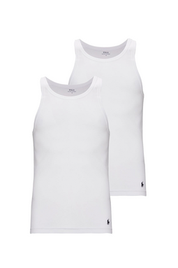 Ralph Lauren 2-Pack Tank Top White