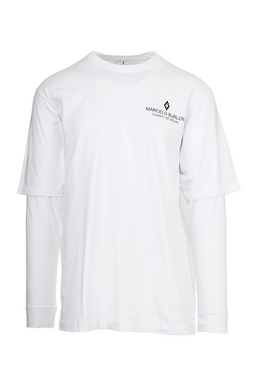 Marcelo Burlon County of Milan L/S Tee White