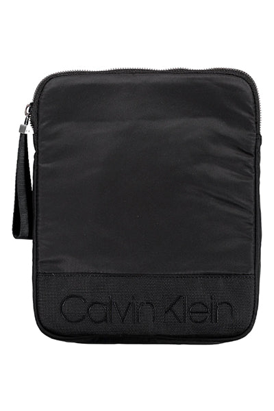 Calvin Klein Large Shoulder Bag Black