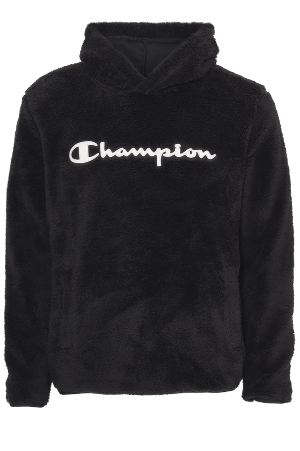 Champion Fleece Jacket Black