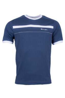Champion Ringer Tee Navy