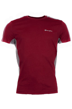 Champion Ringer Tee Bordeaux