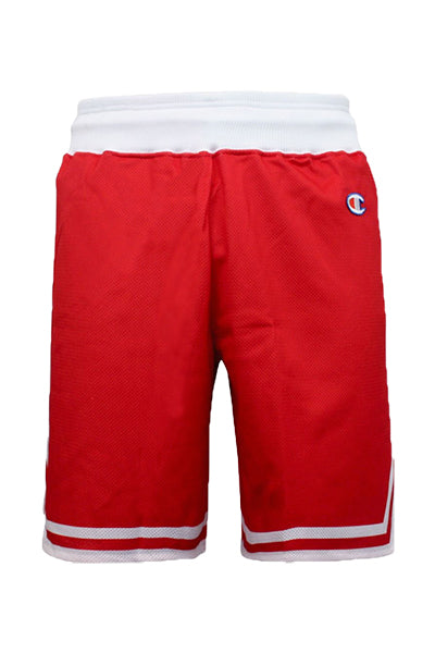 champion – Champion shorts bermuda red - xl på luxivo.dk