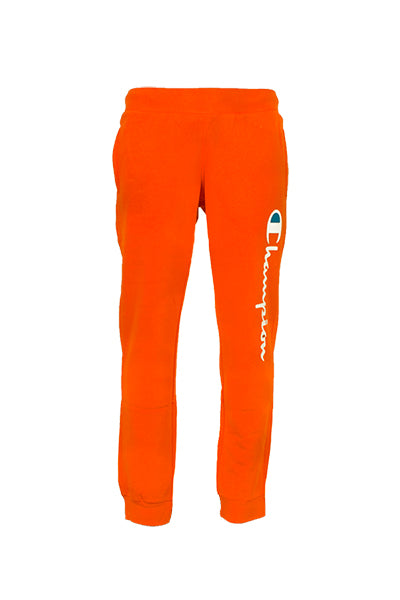 champion – Champion sweatpants orange - xl på luxivo.dk