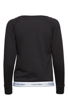 Calvin Klein Women Signature Sweatshirt Black