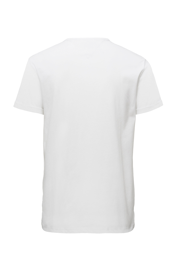 Tommy Jeans Modern Jaspe Tee White