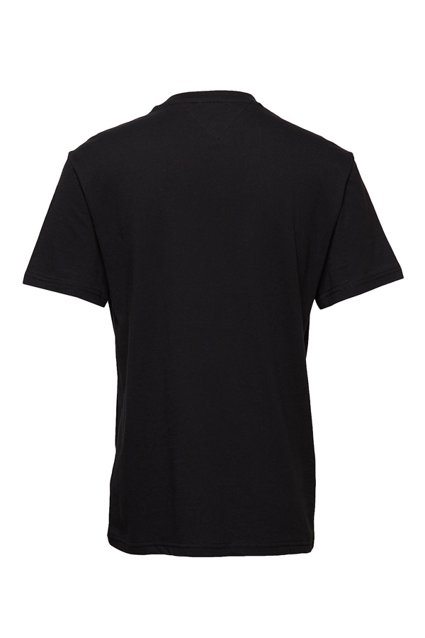 Tommy Jeans Split Box Tee Black