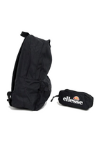 Ellesse Rolby Backpack & Pencil Case Black