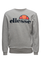Ellesse Succiso Crew Sweat Grey Marl