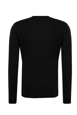 Hugo Boss Sweatshirt RN Black