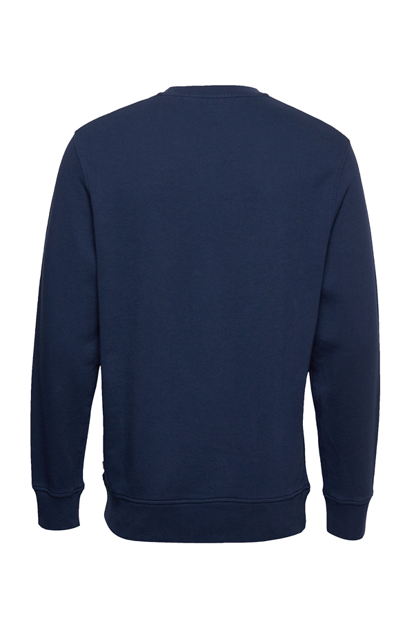 Levi's Colorblock Sweat Navy